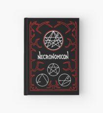 Necronomicon Red Hardcover Journal