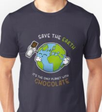 Save Chocolate Unisex T-Shirt