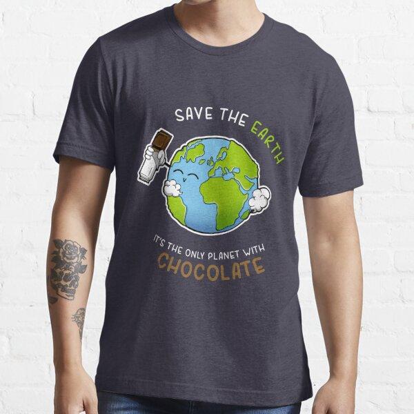 Save Chocolate Essential T-Shirt