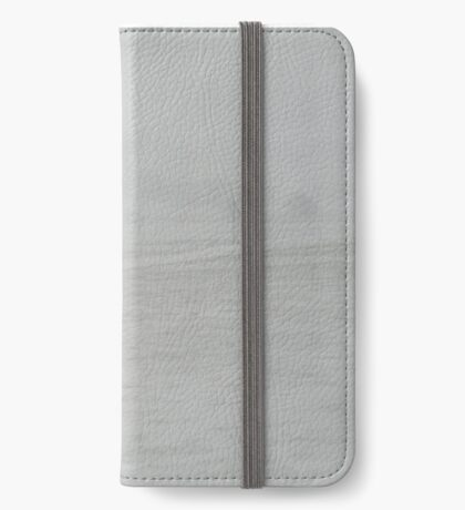 White out iPhone Wallet
