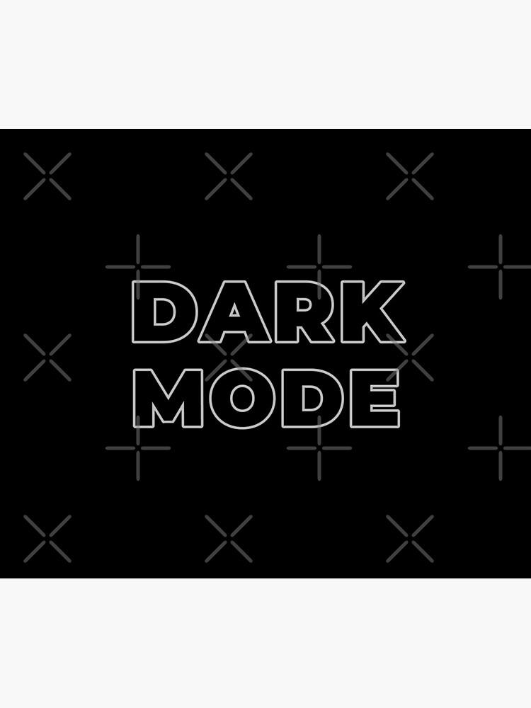 Dark Mode by developer-gifts