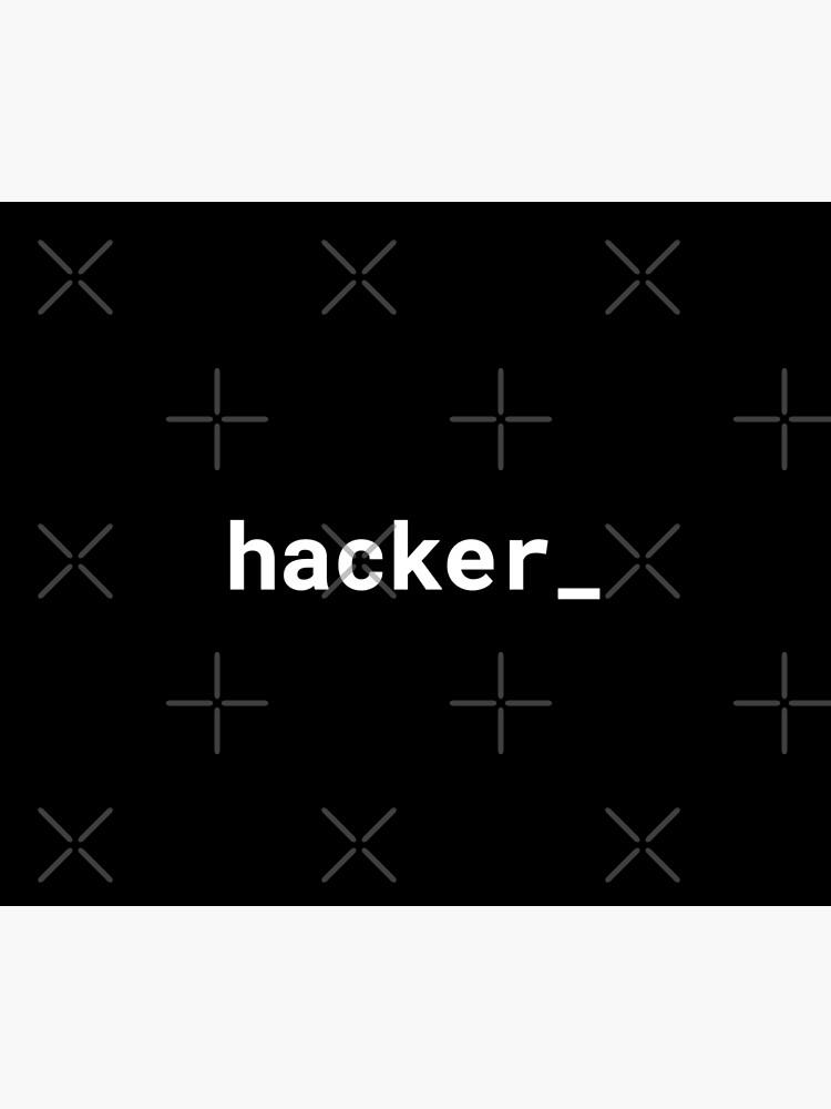 hacker_ by developer-gifts