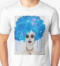 Xochitl Azul  Unisex T-Shirt