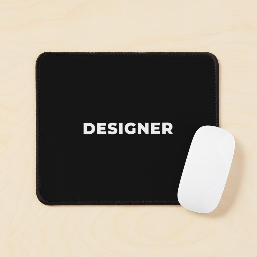 Designer Mouse Pad