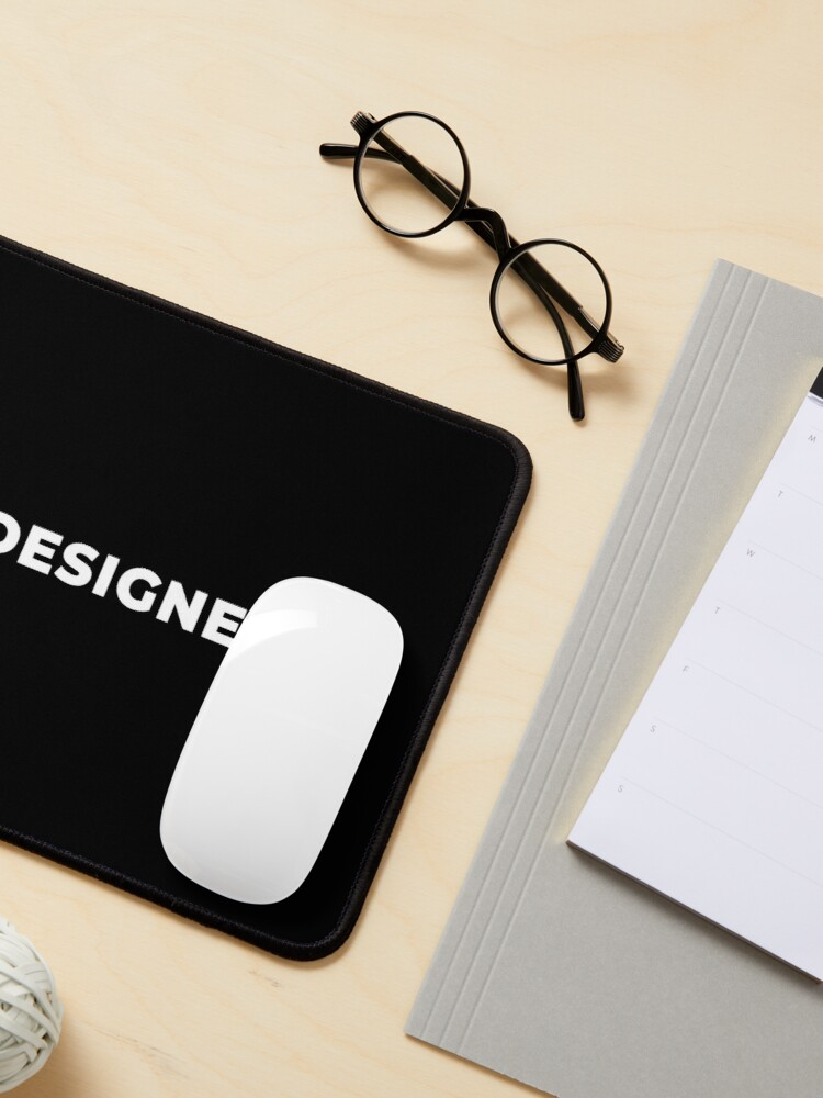 Alternate view of Designer Mouse Pad