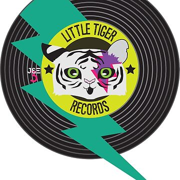 Little Tiger Records by Raavinn