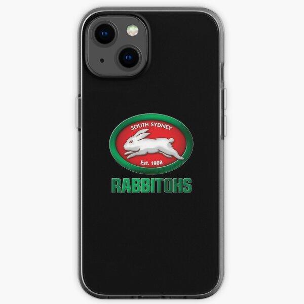 BEST SELLING - South Sydney Rabbitohs iPhone Soft Case