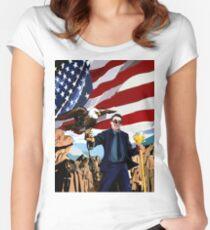 Ben Shapiro Thug Life #47 Women's Fitted Scoop T-Shirt