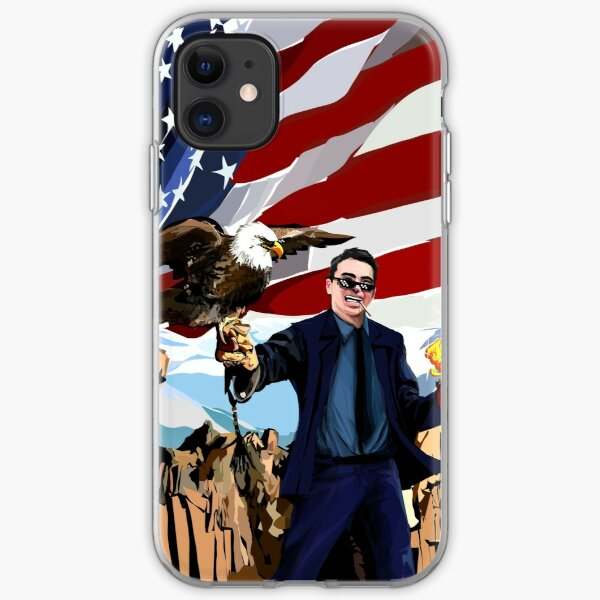 Ben Shapiro Thug Life #47 iPhone Soft Case
