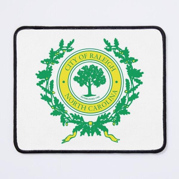 Seal of Raleigh, North Carolina Mouse Pad