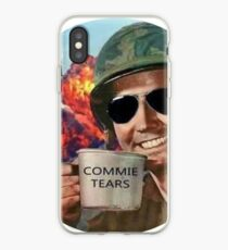 Commie Tränen iPhone-Hülle & Cover