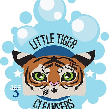 Little Tiger Cleansers by Raavinn