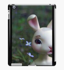 Ball Jointed Doll- Rabbit iPad Case/Skin