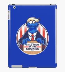 Grab Them By The Cookies iPad Case/Skin