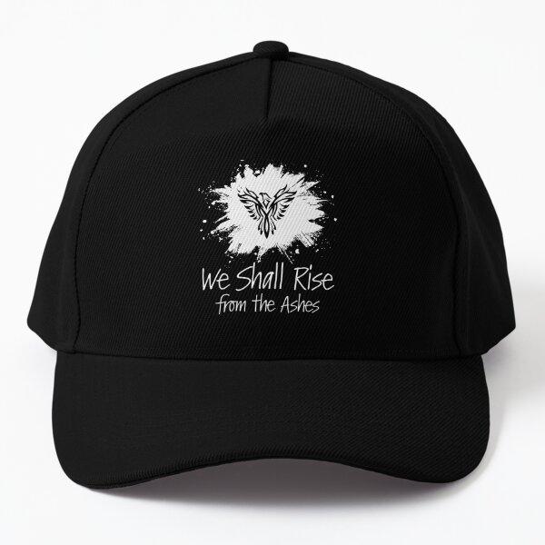 We Shall Rise (White) Baseball Cap