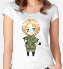 Poland - Hetalia Women's Fitted Scoop T-Shirt