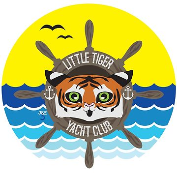 Little Tiger Yacht Club by Raavinn