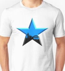 Geordie Star Unisex T-Shirt