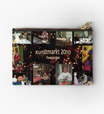 Kunstmarkt Collage 2 - Arts and Crafts Market 2 Studio Pouch
