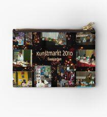 Kunstmarkt Collage 1 - Arts and Crafts Market 1 Studio Pouch