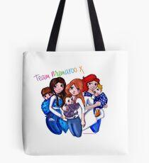 Team Mumaroo - Full Team Tote Bag