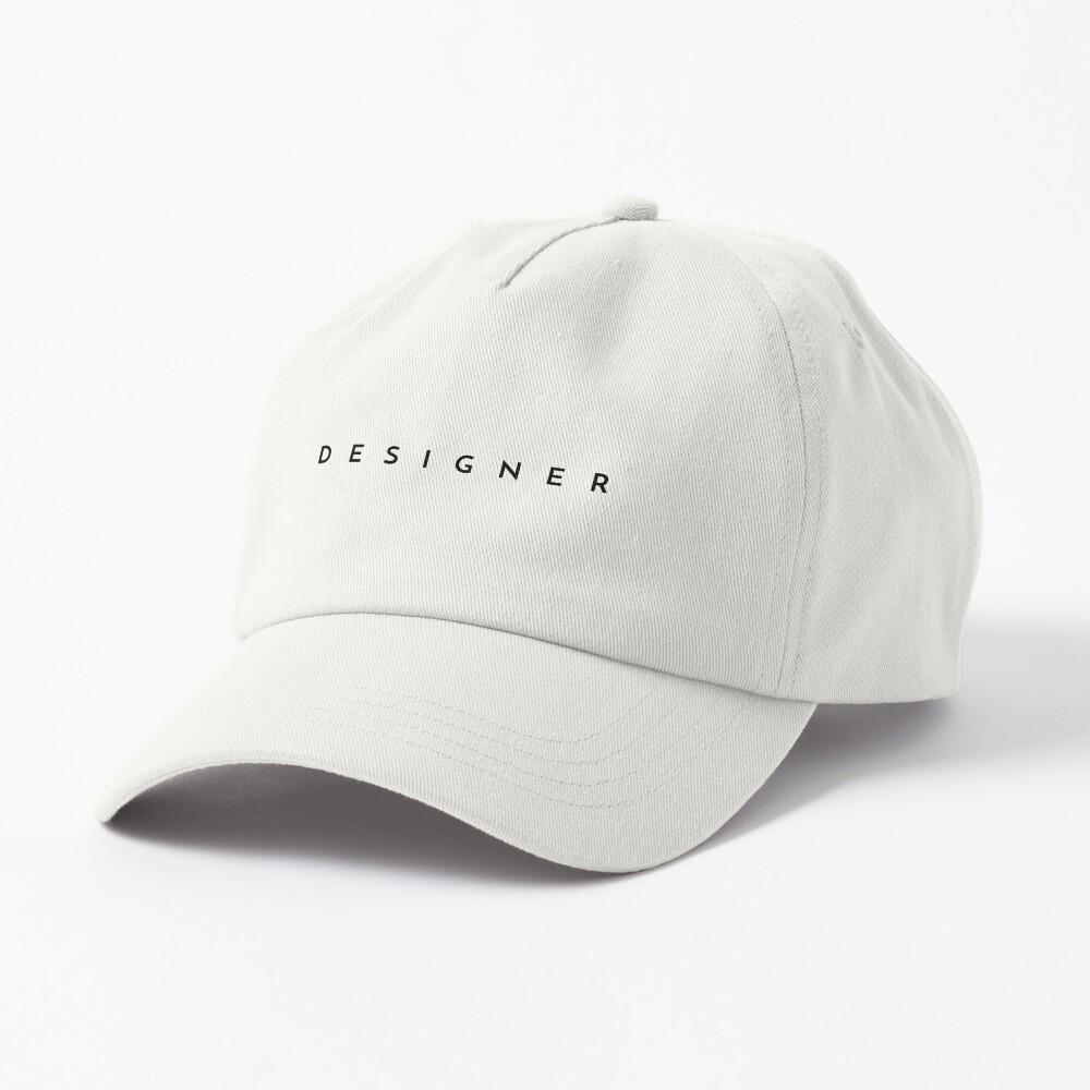 Designer (minimal) (Inverted) Cap