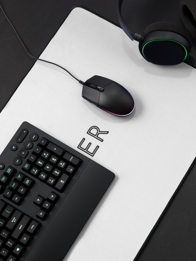 Alternate view of UX Designer (Inverted) Mouse Pad