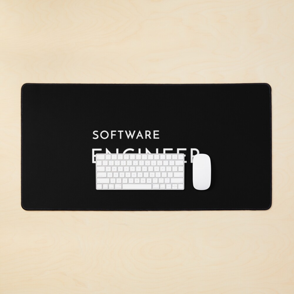 Software Engineer Mouse Pad
