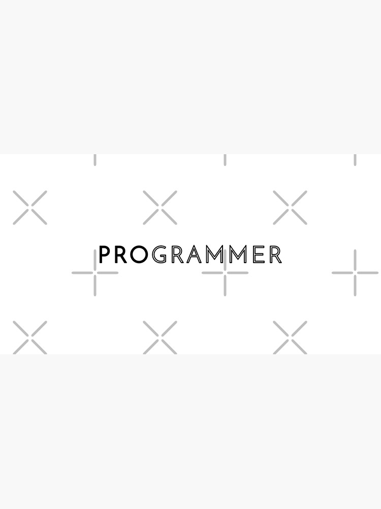 Programmer (Inverted) by developer-gifts