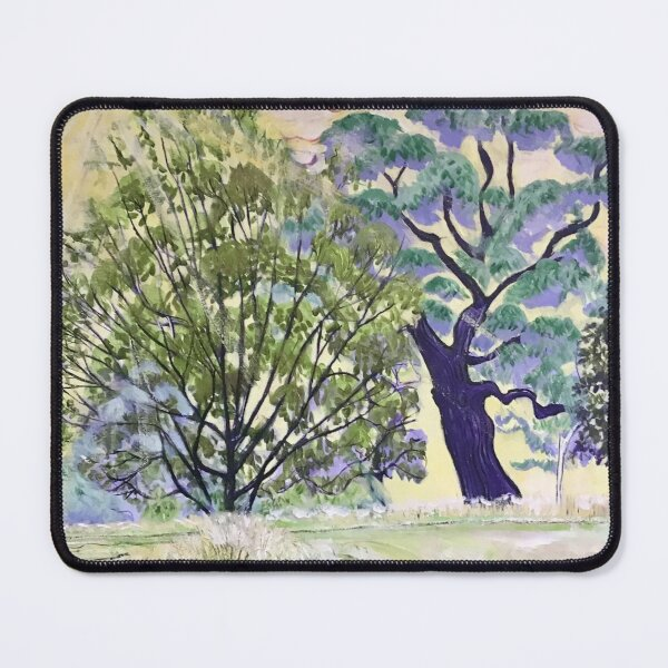 Breaking Through... Here Comes The Sun Mouse Pad