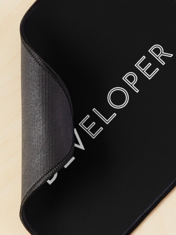 Alternate view of App Developer Mouse Pad