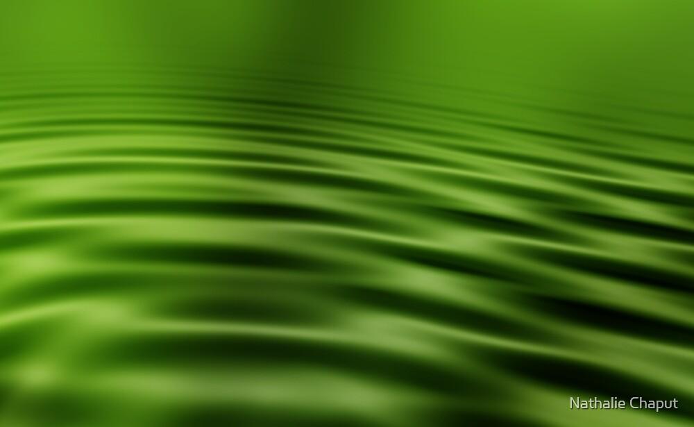 Green by Nathalie Chaput