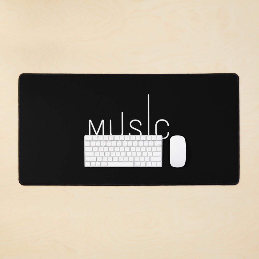 Music Classy Design Mouse Pad
