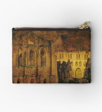 The Ruins Of Rievaulx Abbey Studio Pouch