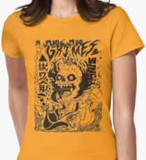 Grimes Visions Womens Fitted T-Shirt