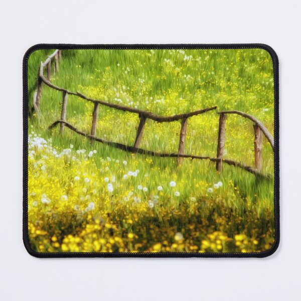 Summer in the Countryside Mouse Pad