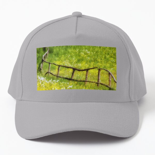 Summer in the Countryside Baseball Cap