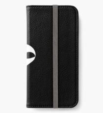 Spooky Alien Design iPhone Wallet/Case/Skin