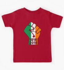 Ireland 1916 Power Fist Kids Tee