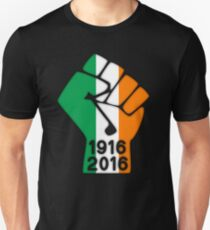 Ireland 1916 Power Fist Unisex T-Shirt