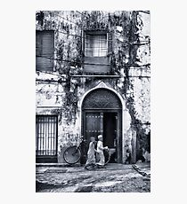 Stonetown Alley Zanzibar Photographic Print