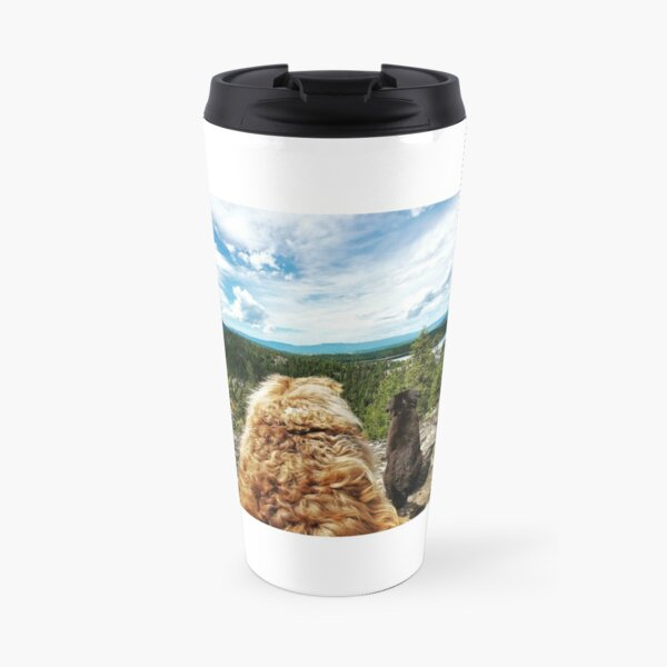 NatureBuddies  Travel Mug