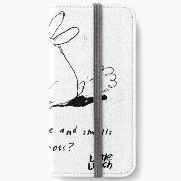 Little Lunch: The Joke Competition iPhone Wallet