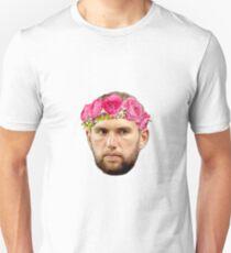 Flower Crown Andrew Luck Unisex T-Shirt