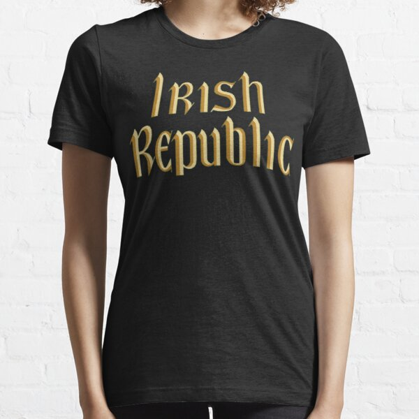 Irish Republic Flag Ireland Essential T-Shirt