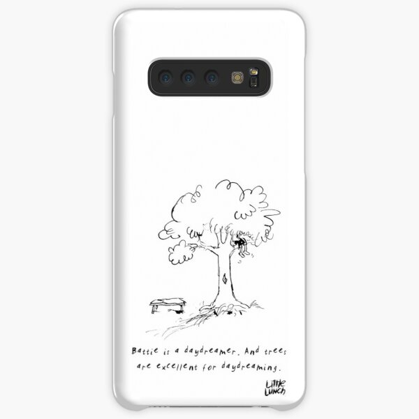 Little Lunch: The Old Climbing Tree Samsung Galaxy Snap Case