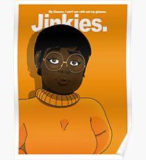 Black Velma Poster