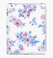 Vinilo o funda para iPad Acuarela floral