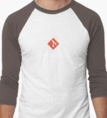 JUST DO GIT. Men's Baseball ¾ T-Shirt