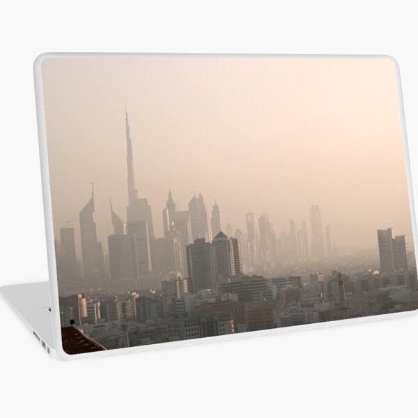 Dubai Skyline Laptop Skin